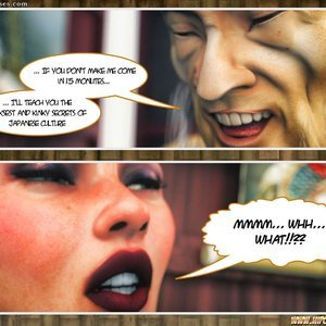 Hip Gals - Black Lotus - Issue 1-6 PornComix HIP Comix 096