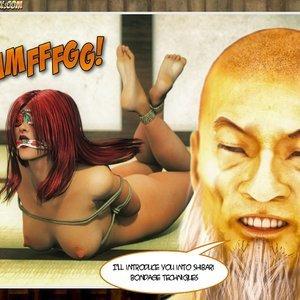 Hip Gals - Black Lotus - Issue 1-6 PornComix HIP Comix 097