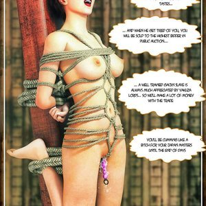 Hip Gals - Black Lotus - Issue 1-6 PornComix HIP Comix 098