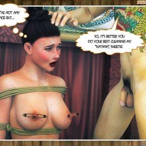 Hip Gals - Black Lotus - Issue 1-6 PornComix HIP Comix 099