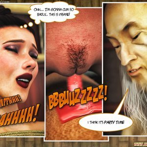 Hip Gals - Black Lotus - Issue 1-6 PornComix HIP Comix 107