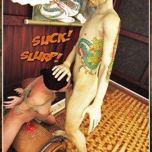 Hip Gals - Black Lotus - Issue 1-6 PornComix HIP Comix 112
