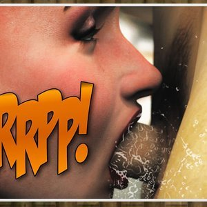 Hip Gals - Black Lotus - Issue 1-6 PornComix HIP Comix 114