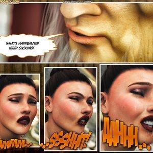 Hip Gals - Black Lotus - Issue 1-6 PornComix HIP Comix 117