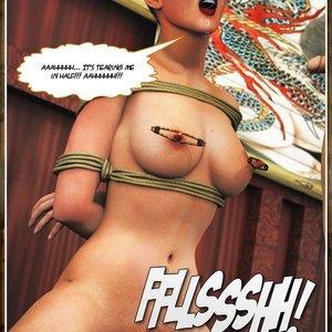 Hip Gals - Black Lotus - Issue 1-6 PornComix HIP Comix 118