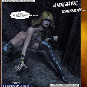 Hip Gals - Halloween Sex Kitten - Issue 1-16 Sex Comic HIP Comix 010