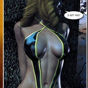 Hip Gals - Halloween Sex Kitten - Issue 1-16 Sex Comic HIP Comix 014