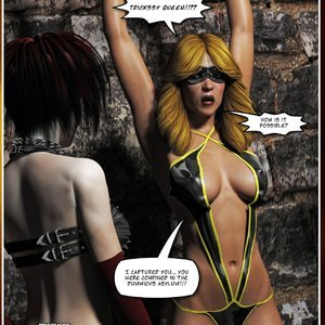 Hip Gals - Halloween Sex Kitten - Issue 1-16 Sex Comic HIP Comix 046