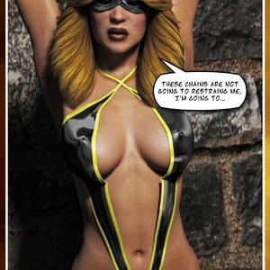 Hip Gals - Halloween Sex Kitten - Issue 1-16 Sex Comic HIP Comix 048