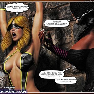 Hip Gals - Halloween Sex Kitten - Issue 1-16 Sex Comic HIP Comix 049