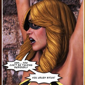 Hip Gals - Halloween Sex Kitten - Issue 1-16 Sex Comic HIP Comix 053
