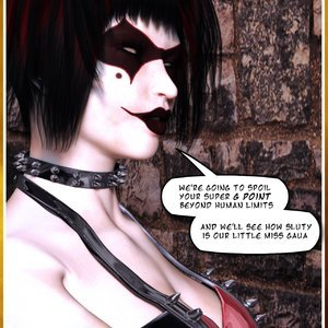 Hip Gals - Halloween Sex Kitten - Issue 1-16 Sex Comic HIP Comix 054