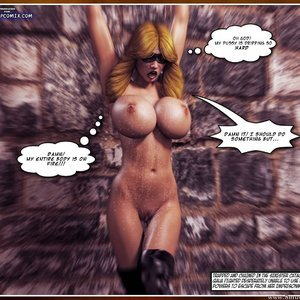 Hip Gals - Halloween Sex Kitten - Issue 1-16 Sex Comic HIP Comix 073