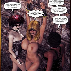 Hip Gals - Halloween Sex Kitten - Issue 1-16 Sex Comic HIP Comix 089