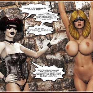 Hip Gals - Halloween Sex Kitten - Issue 1-16 Sex Comic HIP Comix 096