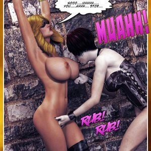 Hip Gals - Halloween Sex Kitten - Issue 1-16 Sex Comic HIP Comix 111