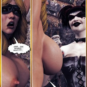 Hip Gals - Halloween Sex Kitten - Issue 1-16 Sex Comic HIP Comix 112