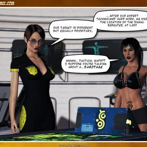 Hip Gals - Halloween Sex Kitten - Issue 1-16 Sex Comic HIP Comix 139