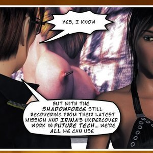 Hip Gals - Halloween Sex Kitten - Issue 1-16 Sex Comic HIP Comix 142