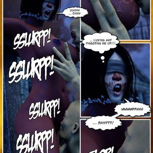 Hip Gals - Halloween Sex Kitten - Issue 1-16 Sex Comic HIP Comix 215