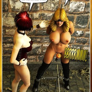 Hip Gals - Halloween Sex Kitten - Issue 1-16 Sex Comic HIP Comix 220