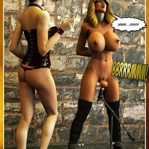 Hip Gals - Halloween Sex Kitten - Issue 1-16 Sex Comic HIP Comix 223