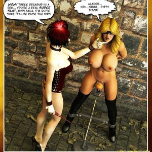 Hip Gals - Halloween Sex Kitten - Issue 1-16 Sex Comic HIP Comix 230