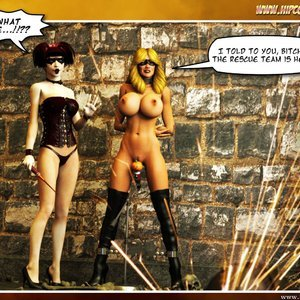 Hip Gals - Halloween Sex Kitten - Issue 1-16 Sex Comic HIP Comix 240