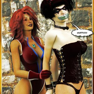 Hip Gals - Halloween Sex Kitten - Issue 1-16 Sex Comic HIP Comix 255