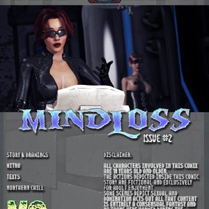 Hip Gals - Mindloss - Issue 1-8 Porn Comic HIP Comix 020