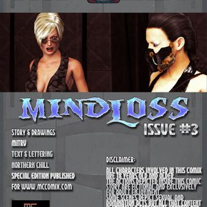 Hip Gals - Mindloss - Issue 1-8 Porn Comic HIP Comix 037