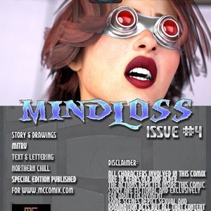 Hip Gals - Mindloss - Issue 1-8 Porn Comic HIP Comix 063