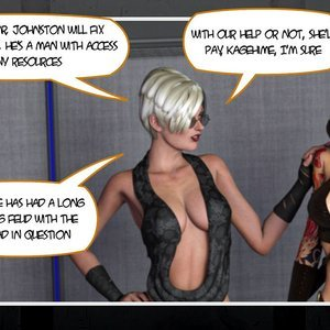 Hip Gals - Mindloss - Issue 1-8 Porn Comic HIP Comix 068