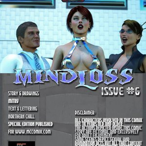 Hip Gals - Mindloss - Issue 1-8 Porn Comic HIP Comix 098