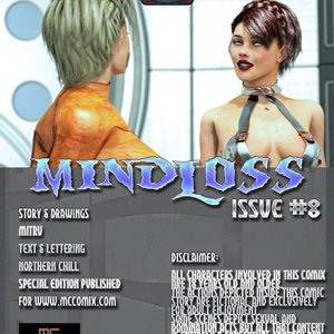 Hip Gals - Mindloss - Issue 1-8 Porn Comic HIP Comix 133