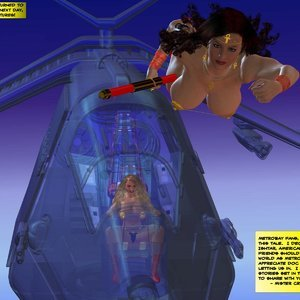 Ishtar vs. Indeks - Issue 8-16 Cartoon Comic
