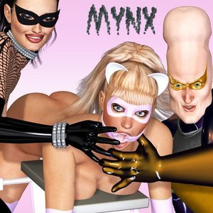 Musk of the Mynx - Issue 1-21 PornComix HIP Comix 007