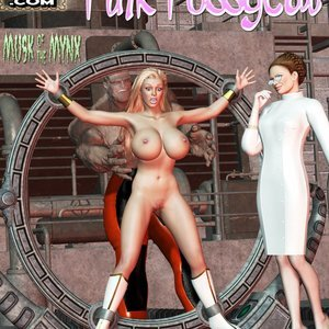 Musk of the Mynx - Issue 1-21 PornComix HIP Comix 015