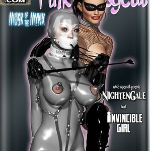 Musk of the Mynx - Issue 1-21 PornComix HIP Comix 017