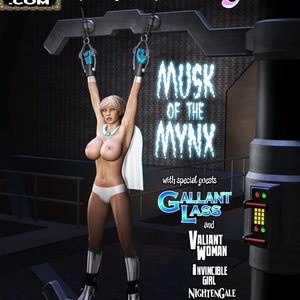 Musk of the Mynx - Issue 1-21 PornComix HIP Comix 019