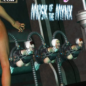 Musk of the Mynx - Issue 1-21 PornComix HIP Comix 020