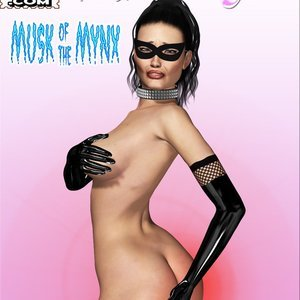 Musk of the Mynx - Issue 1-21 PornComix HIP Comix 021