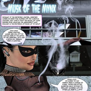 Musk of the Mynx - Issue 1-21 PornComix HIP Comix 023