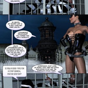 Musk of the Mynx - Issue 1-21 PornComix HIP Comix 025
