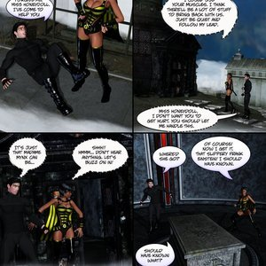 Musk of the Mynx - Issue 1-21 PornComix HIP Comix 028