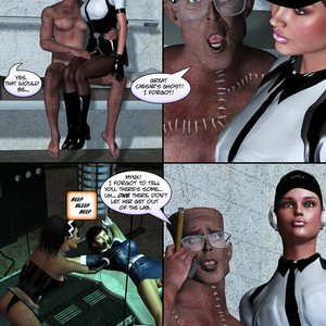 Musk of the Mynx - Issue 1-21 PornComix HIP Comix 034