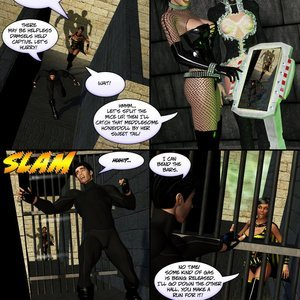 Musk of the Mynx - Issue 1-21 PornComix HIP Comix 036