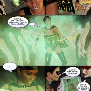 Musk of the Mynx - Issue 1-21 PornComix HIP Comix 040