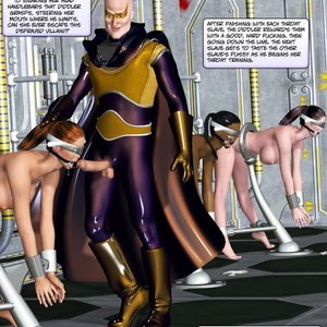 Musk of the Mynx - Issue 1-21 PornComix HIP Comix 072