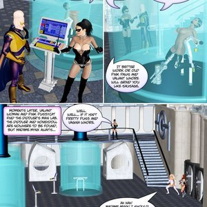 Musk of the Mynx - Issue 1-21 PornComix HIP Comix 086